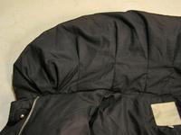 ダウン衿の修理