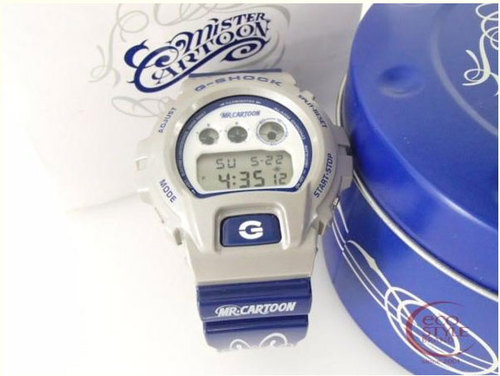 G-SHOCK DW-6900MRC-8JR Mr.Cartoon