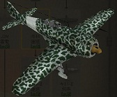 キ44 二式戦闘機『鍾馗』
