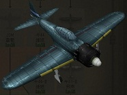 A6M5 零式艦上戦闘機五二型
