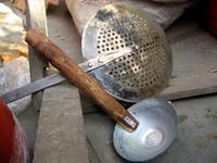 ブンディを作る道具
