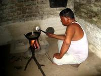 インドカレーを作る