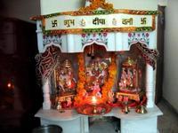 インドの神棚