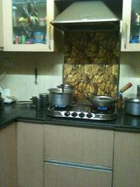 インドのキッチン