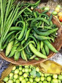 インドの野菜