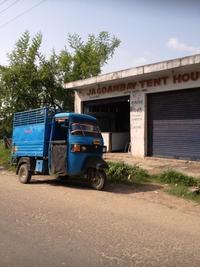 青い三輪車