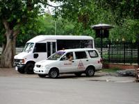 インドのパトカー