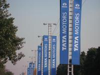 TATA MOTERS FLAG