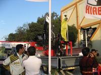 SFC 709 E Aerial lift turbo Truck