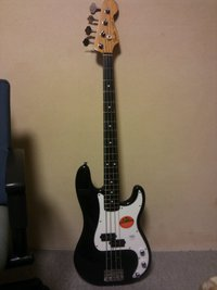 Squier by Fender 完成