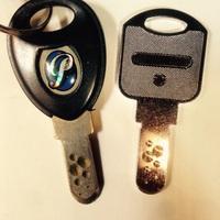 電動自転車 合鍵作製