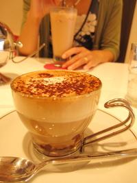 秋カフェで、おしゃべり♪