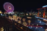 キラキラ☆の夜景