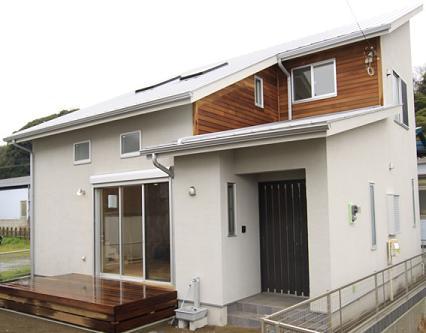 自然素材の家横須賀