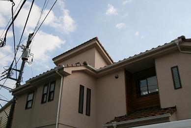 自然素材の家 横浜