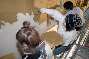 塗り壁リフォーム