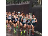 世田谷246マラソン 応援