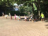 世田谷サンデーモーニングランニングセッション