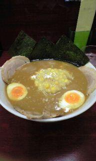 横浜 ラーメン 麺恋亭
