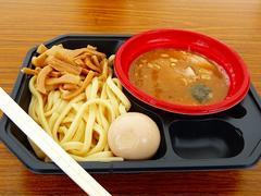六厘舎+頑者 コラボつけ麺