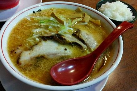 鈴木味噌ラーメン