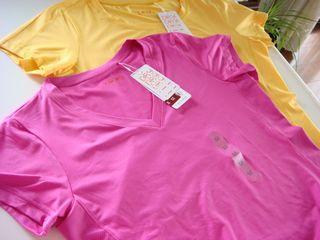 ユニクロのドライメッシュTシャツ
