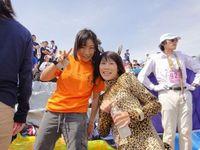 谷川真理駅伝2011