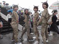 谷川真理駅伝2010