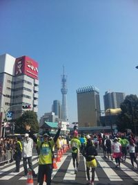 東京マラソンレポ2 30km地点まで