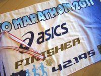 東京マラソンゴールしました!!