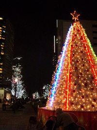 夜のジャックモール 2008/12/14 00:15:30