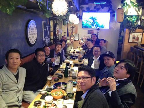 YMS沖縄和僑会との懇親会