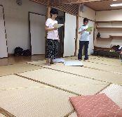 平日SS稽古☆