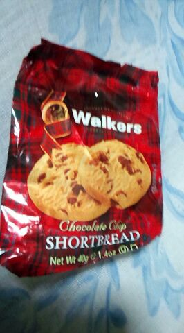 Walkers ショートブレッド