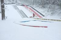 撮れたて 雪景色