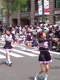 ザよこはまパレード みなと総合高校