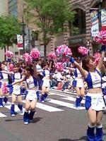 横浜ベイスターズ チアガール画像