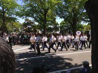 在日米軍軍楽隊