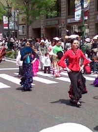 ザよこはまパレード 横浜マニラ友好委員会