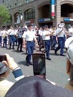ザよこはまパレード 在日米軍陸軍軍楽隊